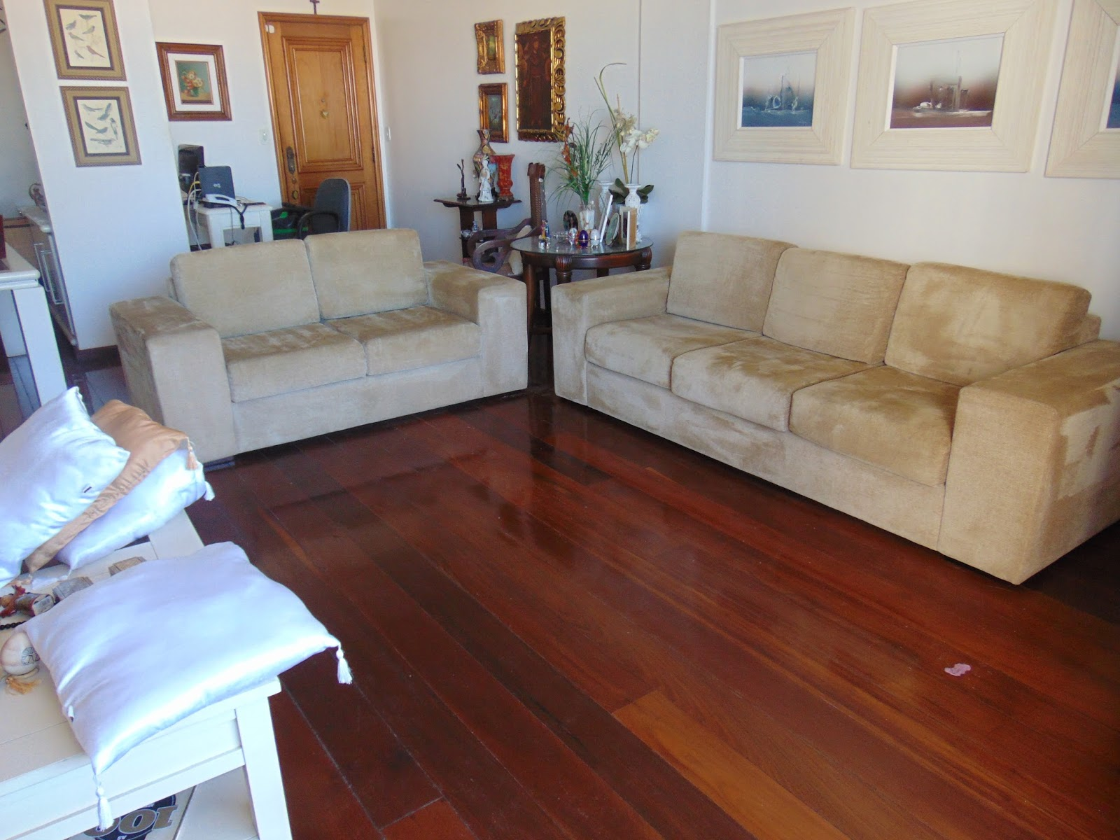 sofa usado olx rio de janeiro mexico futon bed with mattress chocolate lava a seco sofás