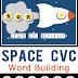 Space CVC Word Building