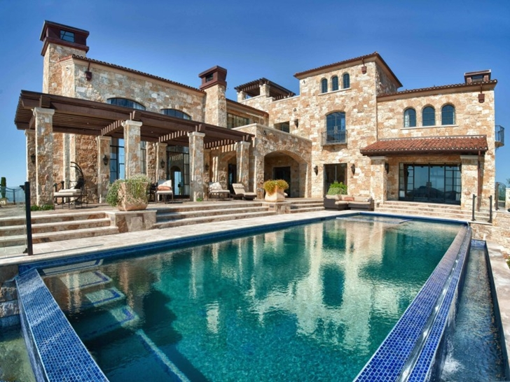 World Of Architecture Incredible Mediterranean Style