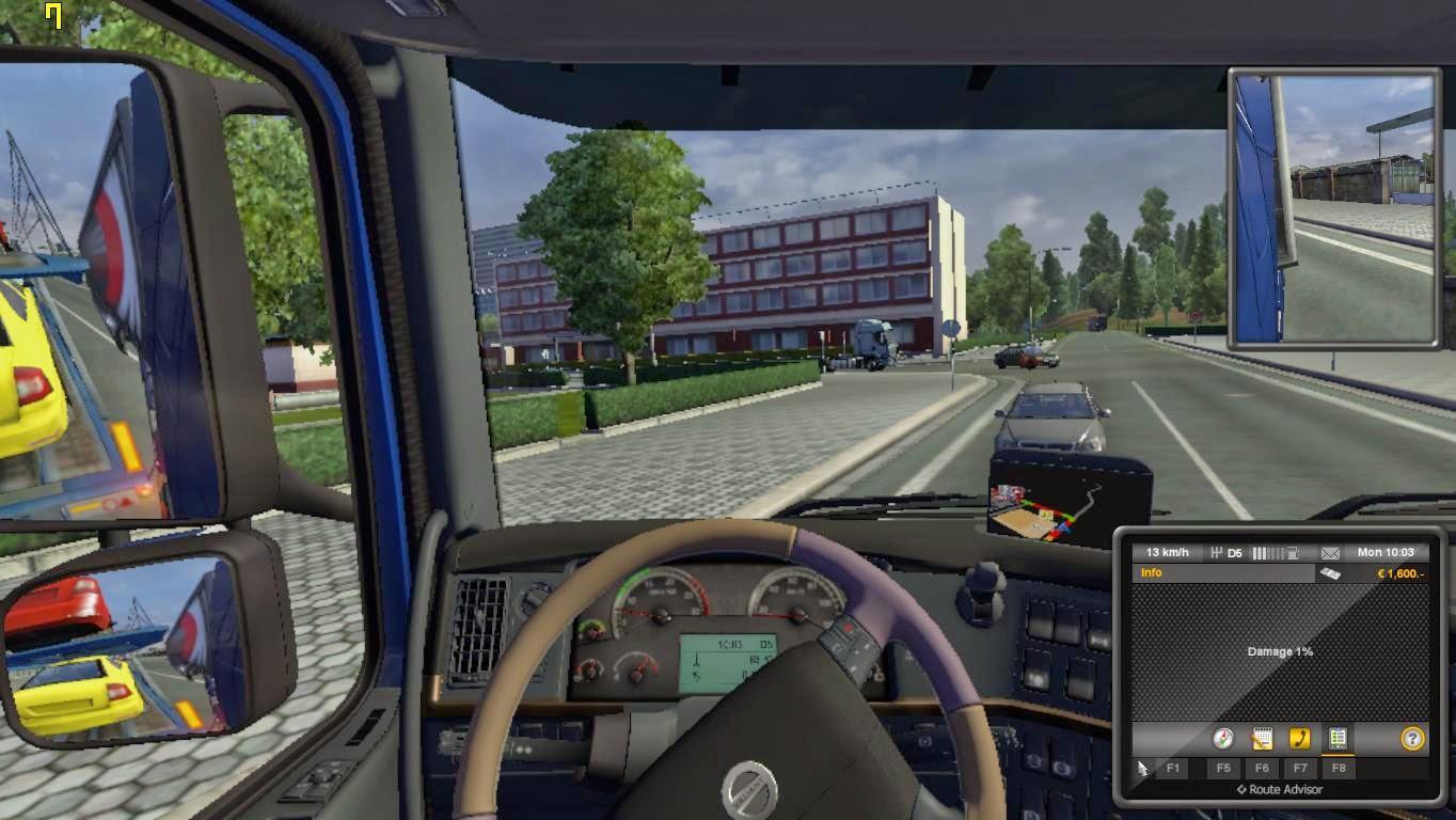 Euro Truck Simulator 1 3 Crack Download Free