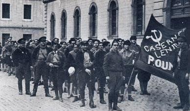 durante la Guerra Civil Española