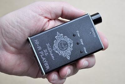 rekomendasi digital audio player (dap) murah