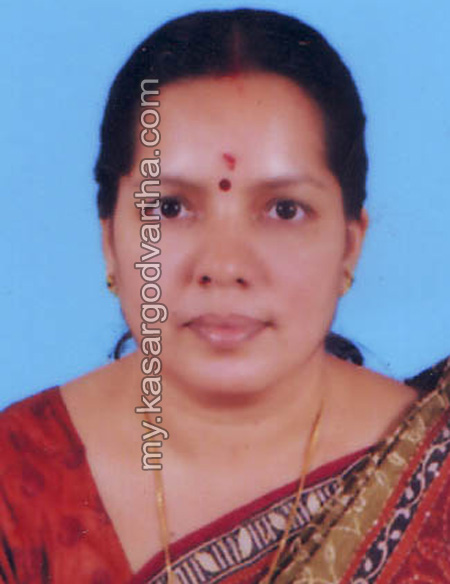 Kerala,Obituary, Death, Kasargod, PWD Senior Clerk A. Beena passes away.