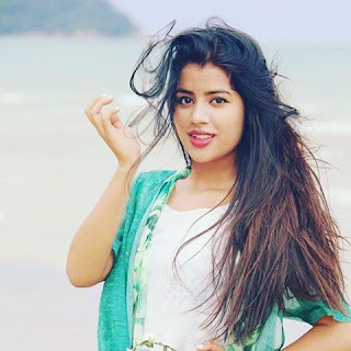 Nepali Actress Rista Basnet