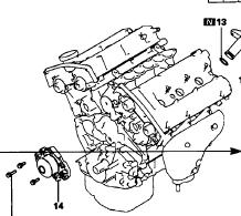 repair-manuals: Mitsubishi 4G9 Engine Repair
