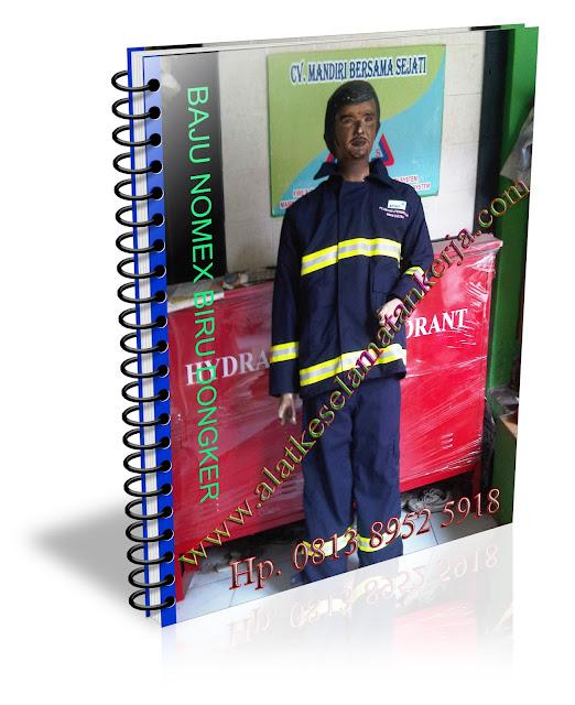 perlengkapan pemadam kebakaran bahan nomexIIIA