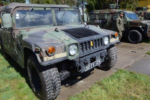 HMMWV M1097A2 5051 Р9