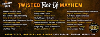 Twisted Tales of Mayhan is LIVE!!