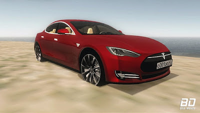 Download mod carro Tesla Model S para GTA San Andreas , GTA SA Jogo PC