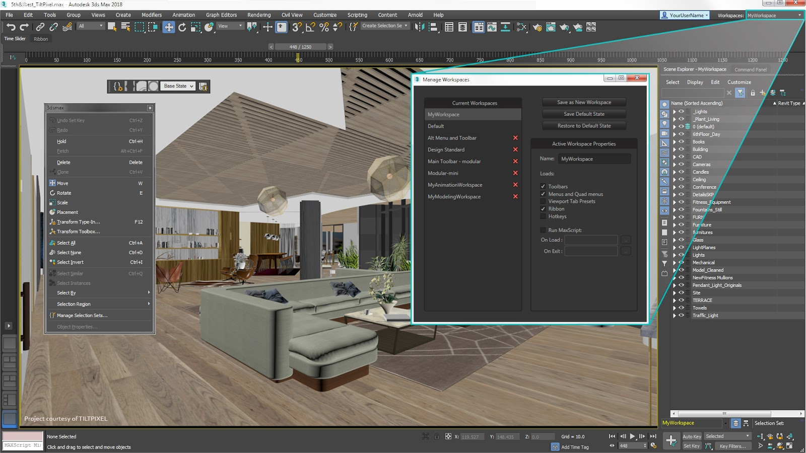 Autodesk 3ds Max 2018 | Computer Graphics Daily News