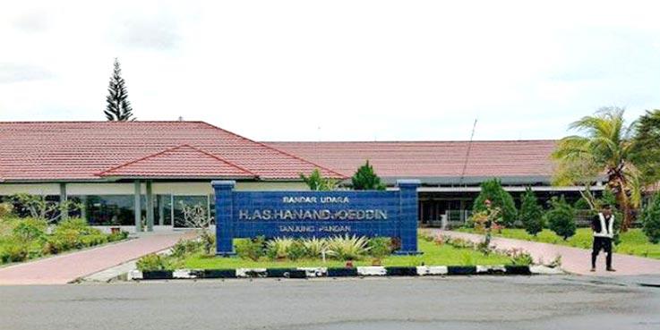 Bandara Internasional H.A.S. Hanandjoeddin.