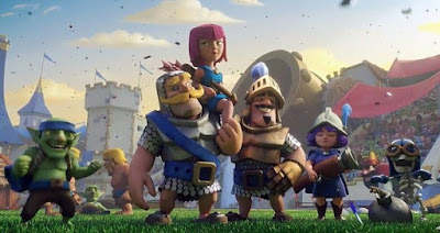 Tips Menang Bermain Game Clash Royale