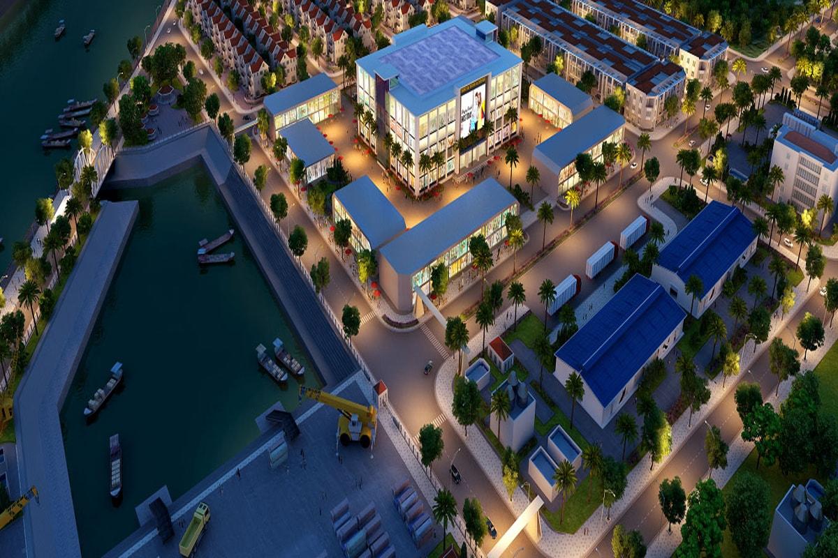 Tiện ich dự án Kalong Riverside