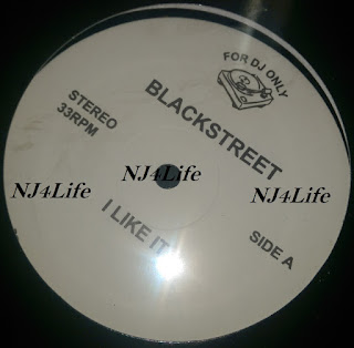 Blackstreet ‎– I Like It (Promo VLS) (1993)