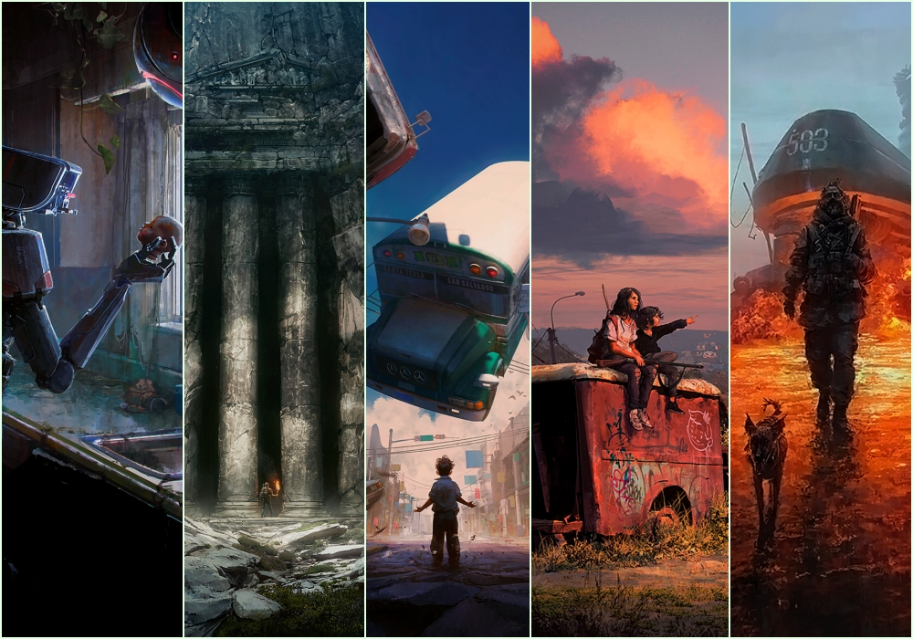 6 amazing phone wallpapers