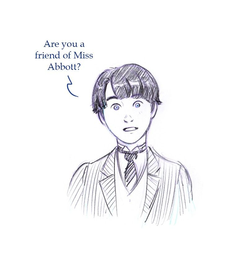 Miss Abbott And The Doctor - Chapter 18