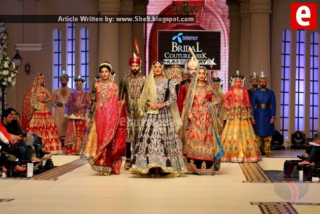 Bridal Collection at TBWC-2014-2015