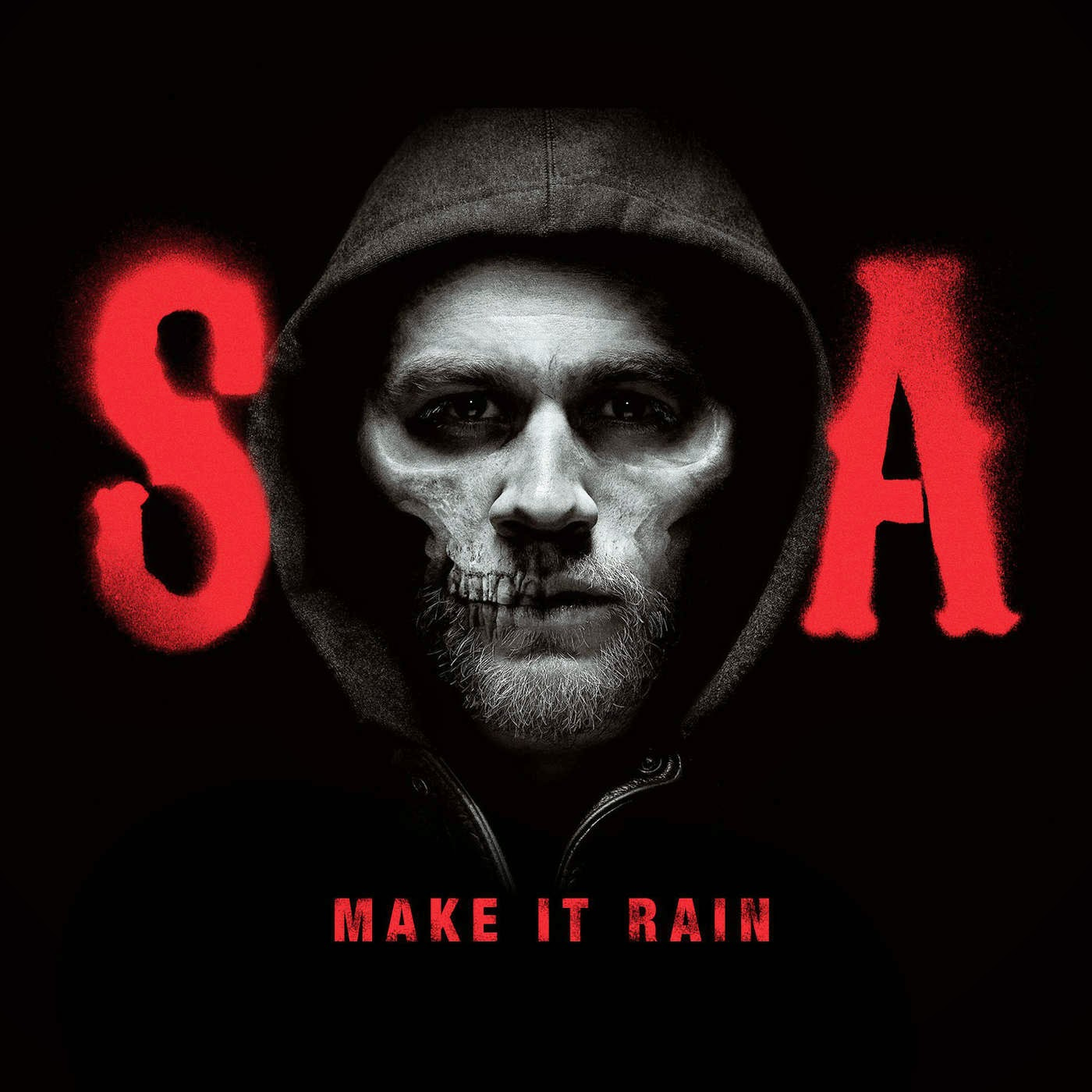 Ed Sheeran - Make It Rain (from Sons of Anarchy) - Single Cover