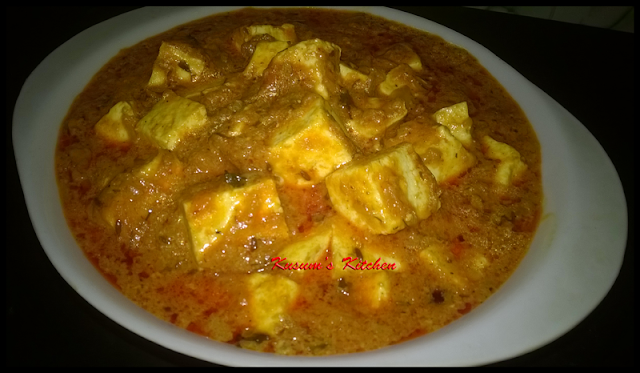 Delicious Malai Paneer Recipe in hindi