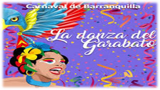 Conozca de la Danza emblemática del Carnaval de Barranquilla... El Garabato