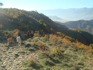 Albania, Zagoria, Horsexplore