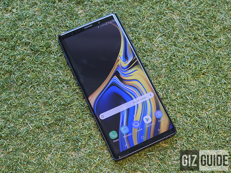Samsung Galaxy Note9's benchmark scores, how powerful is it?