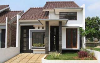 Trend Model rumah minimalis 2 lantai