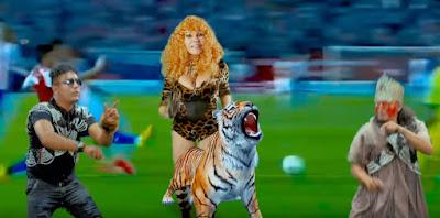 la tigresa del oriente cancion para el mundial 2018