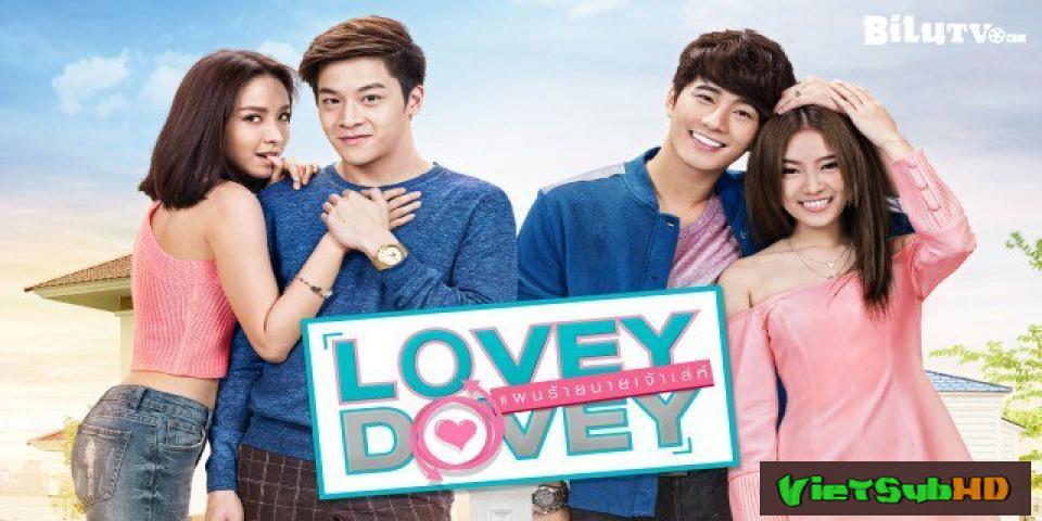 Phim Yêu Người Đào Hoa Tập 20 VietSub HD | Lovey Dovey 2016