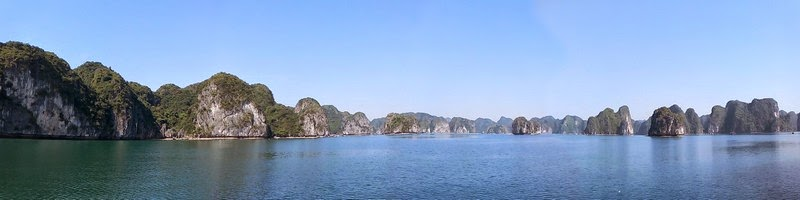 Cat Ba, Baie d'Along, Vietnam