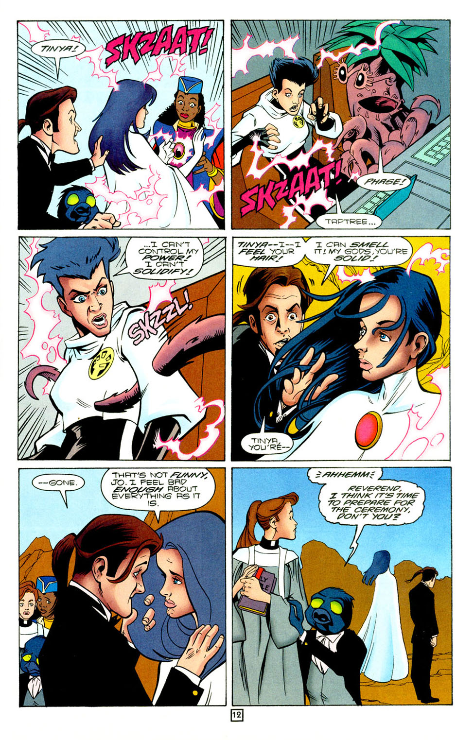 Legion of Super-Heroes (1989) 96 Page 12