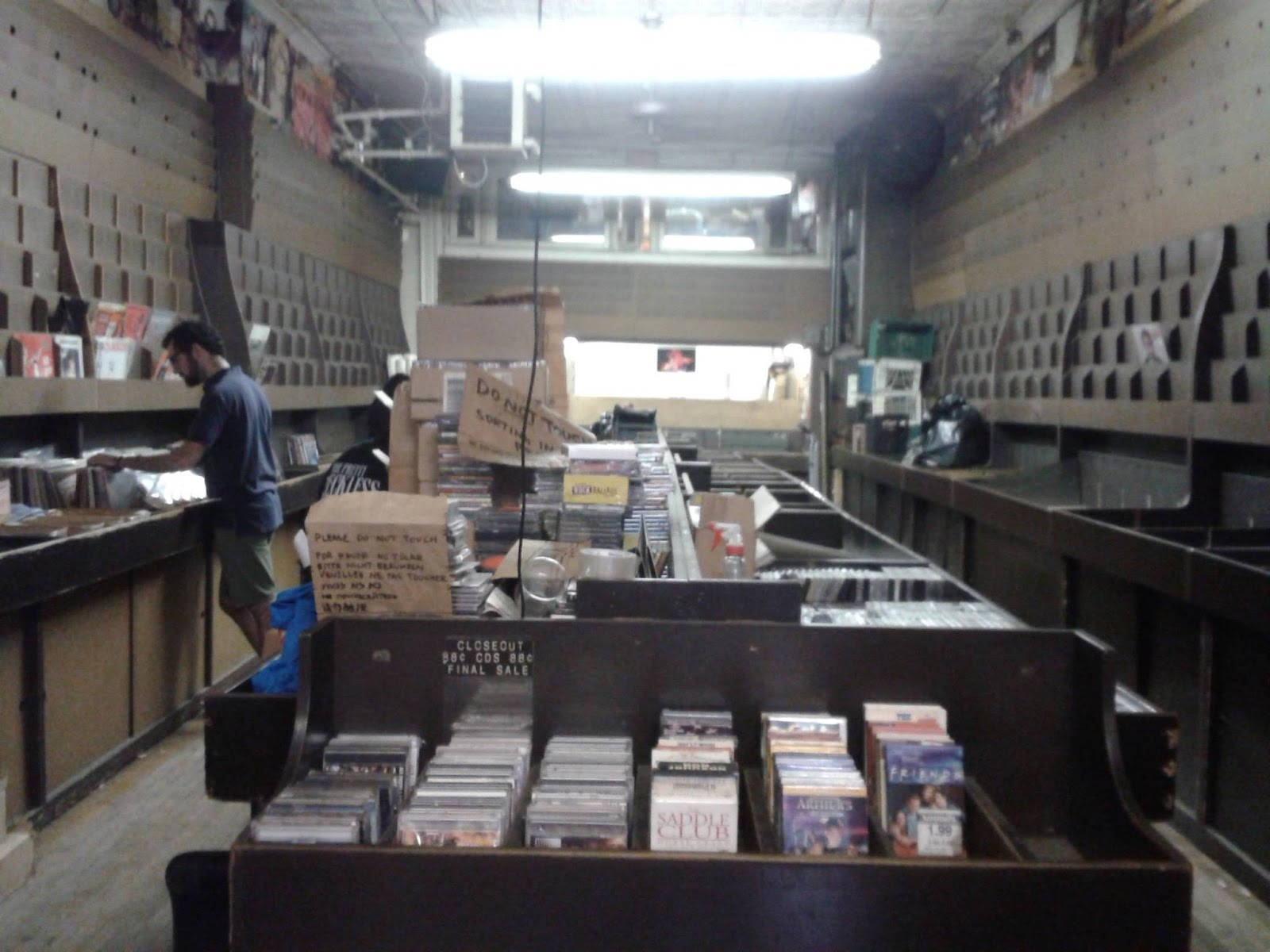 EV Grieve: The last record store on St  Mark's Place is closing