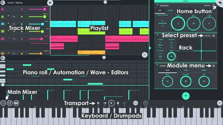 ⛔ Obb file for fl studio | FL Studio Mobile 3 2 33 Apk +