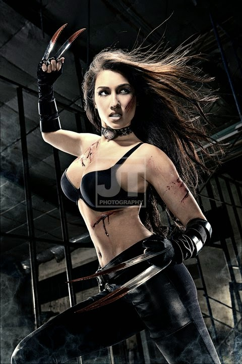 Jay Tablante Cosplay Photography - Ms Wolverine