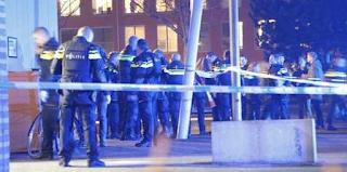 Πυροβολισμοί στο Άμστερνταμ, πληροφορίες για πολλά θύματα