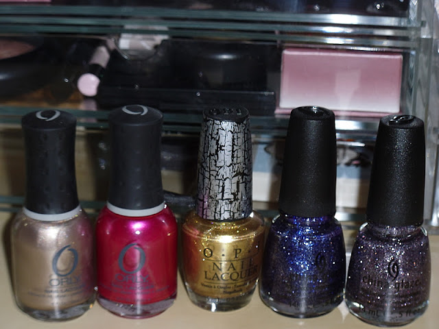 China Glaze Nail Polish Haul