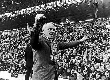 Hacia Rutas Salvajes Frases William Bill Shankly