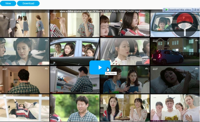 Screenshots Drama Korea Age of Youth 2 (2017) Episode 01 1080p 720p 480p 360p MP4 Subtitle English - Indonesia Uptobox Openload