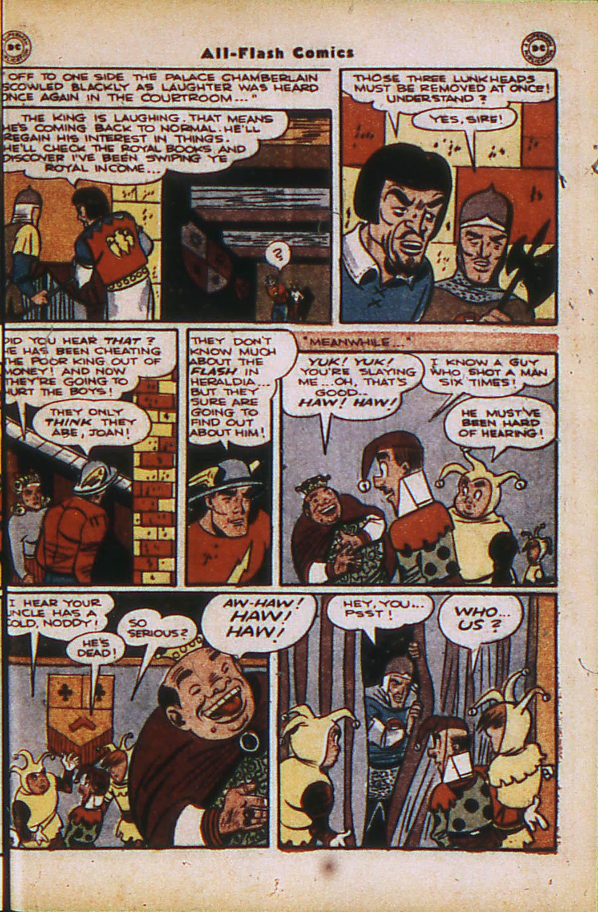 Read online All-Flash comic -  Issue #24 - 23