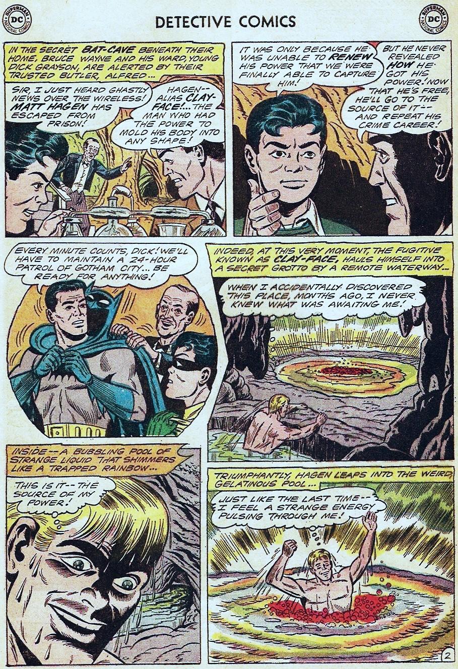 Detective Comics (1937) 304 Page 3