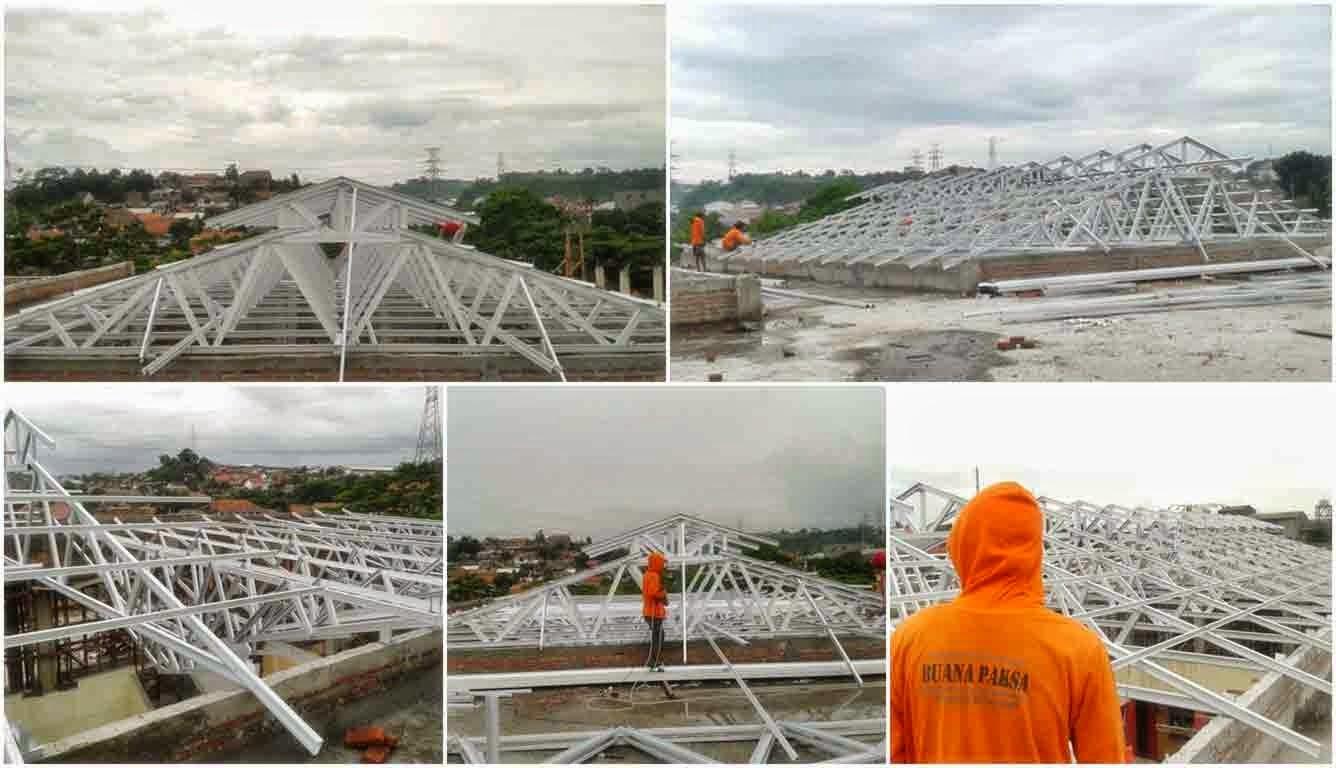 Atap Baja Ringan Nganjuk Jual Murah Harga Pabrik Distributor Screw Mur Baut Skrup ...
