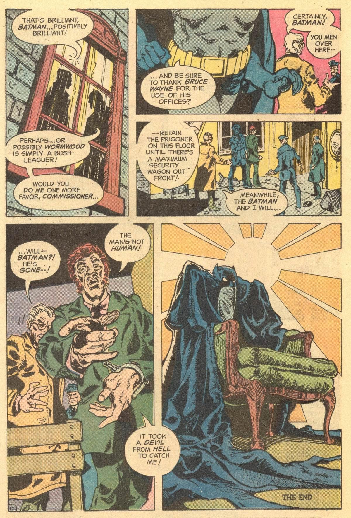 Detective Comics (1937) 450 Page 21