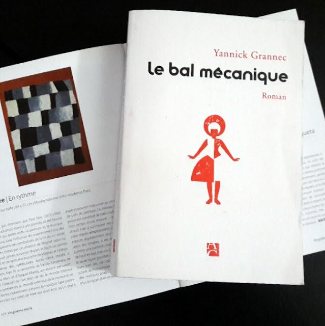 Le bal mécanique ~ Yannick Grannec