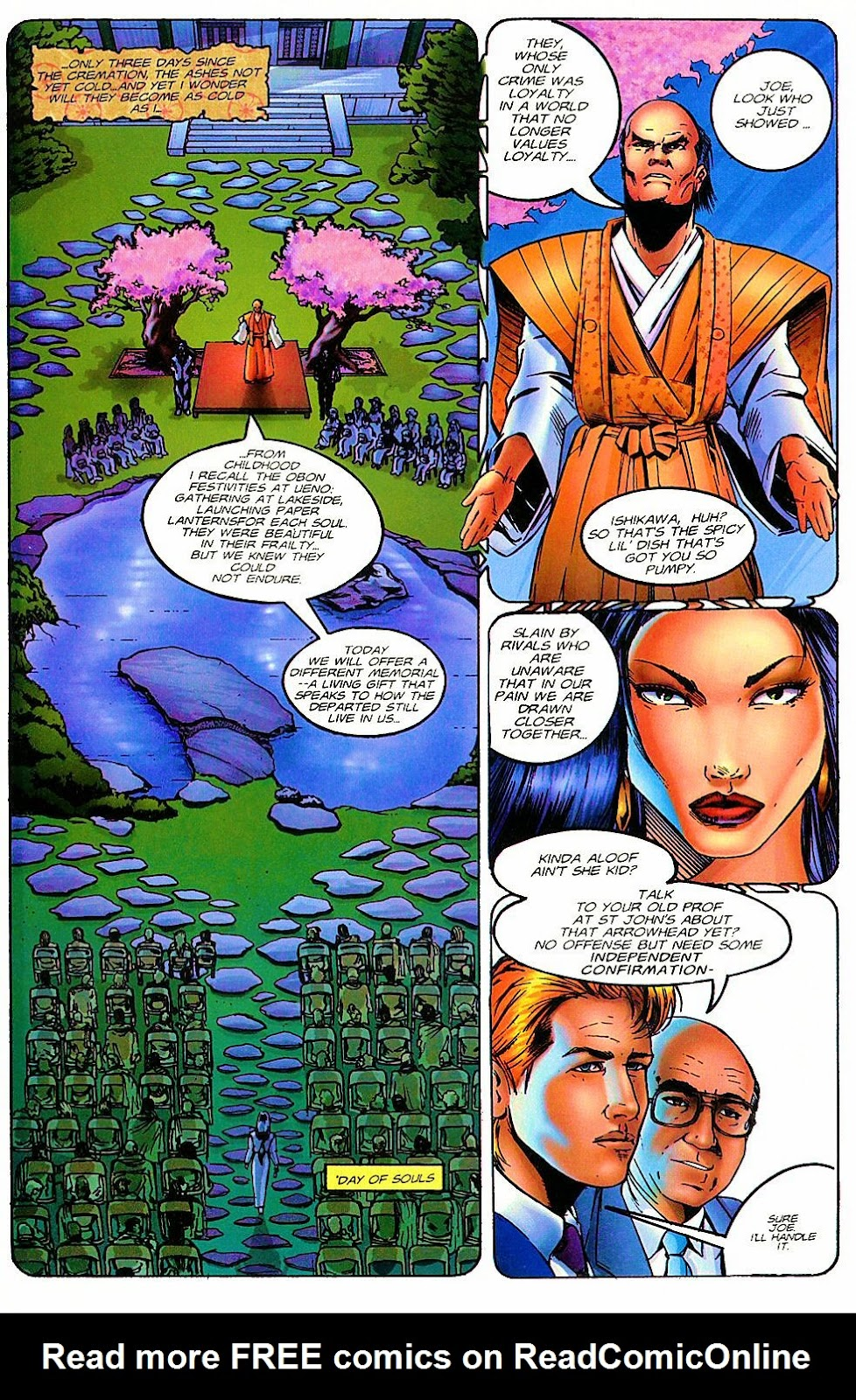 Shi: The Way of the Warrior Issue #5 #5 - English 6
