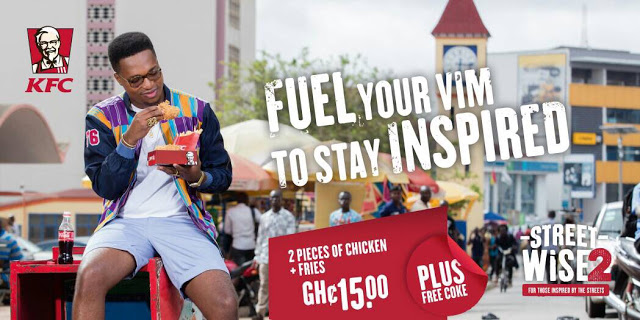 """Ko-Jo Cue Pens New Deal With KFC To Lead """"Streetwise 2"""" Campaign"""