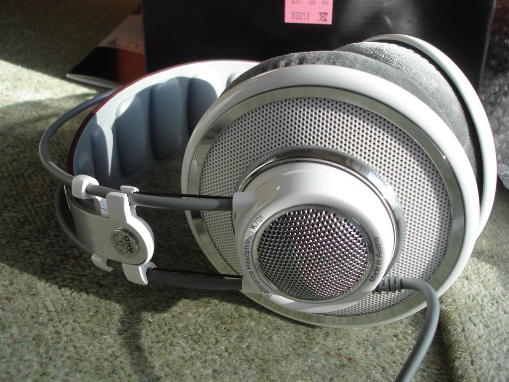 The AKG K701 - A Serious Reference Class Headphone | The Audiophile World