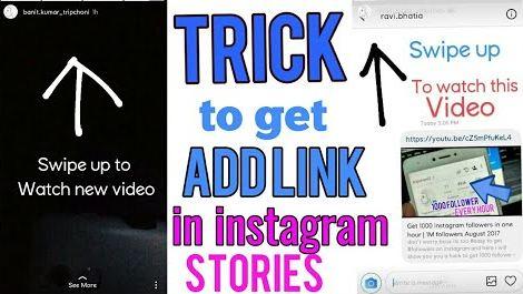 Cara Menambahkan Link pada Story Instagram