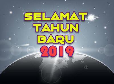 kata ucapan selamat tahun baru 2019