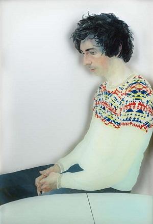 """Tom Bedeman"" by Oliver Bedeman   creative emotional paintings, cool stuff, pictures, deep feelings, sad   obras de arte contemporaneo, cuadros, imagenes de pinturas tristes bonitas chidas, depresion   peintures   pitturas"