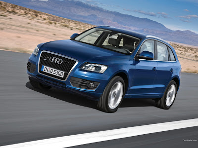Audi Q5 diesel india images